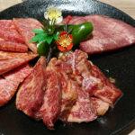 家族連れでの焼肉と言えば、やっぱりくいどん! くいどん東千葉店にて正月メニュー「ごちそう三種盛り」からの焼肉始め