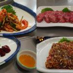 JR都賀駅から徒歩7分、一龍 稀少部位揃う焼肉店ながら、肉を焼かずとも飲めるおつまみ多数の焼肉レストラン