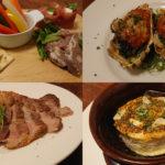 都賀のカジュアルイタリアン、お座敷ダイニングカフェ醍醐にて久々ディナー 旬の野菜にチーズ、肉料理を全力で堪能してみた