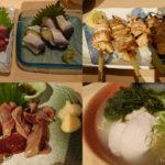 都賀駅東口エリアで稀少な鮮魚&焼鳥店、炭火焼 とりやを初訪問 鶏と同じく鮮魚もお勧めながら、広めの座敷が子連れにも優しい居酒屋