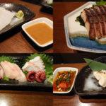 千葉駅北口から徒歩5分に見つけた、絶品過ぎる海鮮居酒屋 楽食美酒 弥助で頂く冬の魚介、しめ鯖の炙りにボラの白子は格別な一品!!