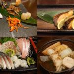 京成千葉駅から徒歩10分、おばんざい倶楽部 Dashi 店名通り出汁の旨味で頂く和食とお惣菜 鮮魚も充実した居酒屋