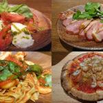 3/8東寺山にオープンのイタリアンバル MARIOで早速ディナー パスタ&ピザに加え、チーズ&トマトらと共にお酒も堪能