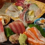 西千葉の海鮮居酒屋、世炉思食にて頂く、スーパー過ぎる6品盛り! 鰯にカワハギ、トウモロコシと旬の味覚らに舌鼓!!
