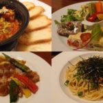都賀のお座敷ダイニングカフェ 醍醐で頂く、夏メニュー 絶品イワシのリエットに冷やしトマトの赤ワイン煮、そしていも豚は偉大だった