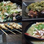 千葉栄町の鶏料理店、炭火焼鳥おか田を久々訪問! 名物白レバーはもちろん、ももの炭火焼きに串焼き各種、〆の鶏ラーメンまでを存分に堪能!