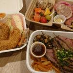 市役所前駅近く、千葉葡萄酒食堂ユイットルでテイクアウト 絶品料理満載のオードブルに牡蠣フライ、柔らかステーキらをまとめ買い