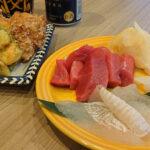 千葉中央の大人気寿司店、蓮池 丸万寿司が青空市場を開催!? 絶品本マグロにマコガレイら、老舗ならではの絶品鮮魚で宅飲みを彩ってみた